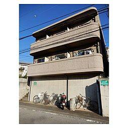 パルコート黒砂台[1階]の外観