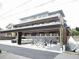 京洛マンション[2階]の外観