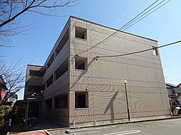 愛知県一宮市今伊勢町馬寄字呑光寺西の賃貸マンションの外観