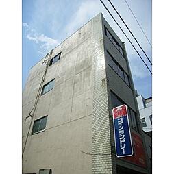 プラザ早稲田[0201号室]の外観