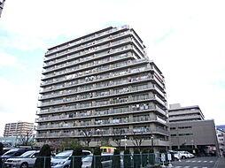 ファミールハイツ北大阪5号棟弐番館[4階]の外観