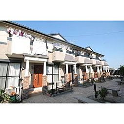 愛知県清須市春日上須ケ田の賃貸アパートの外観