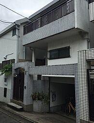 [一戸建] 東京都目黒区碑文谷5丁目 の賃貸【/】の外観