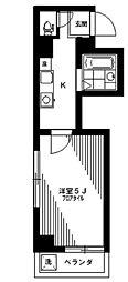 野方駅 5.7万円