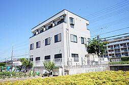 兵庫県宝塚市中筋9丁目の賃貸マンションの外観