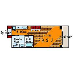 ヴェローナ亀戸LLH[5階]の間取り