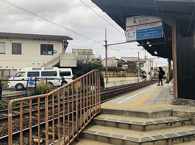 【駅】西大路三条まで842m