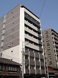 京都府京都市上京区西北小路町の賃貸マンションの外観