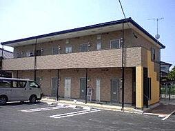 カレント上吉田IB[1階]の外観