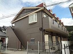 エトワール松本北[2階]の外観