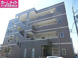 愛知県名古屋市天白区植田3丁目の賃貸マンションの外観