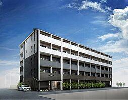 ベラジオ京都西院ウエストシティ[106号室号室]の外観
