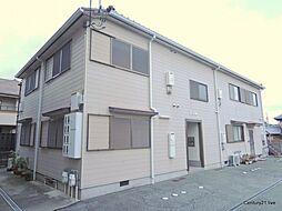 兵庫県宝塚市川面4丁目の賃貸アパートの外観