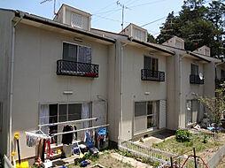 タウンハウス上荒井[2階]の外観