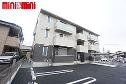 レセンテ上野 A棟[1階]の外観