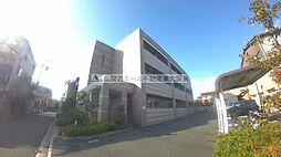 大阪府大東市太子田1丁目の賃貸マンションの外観