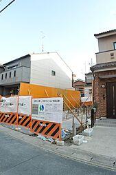 仮称)右京区太秦一ノ井町マンション[301号室]の外観