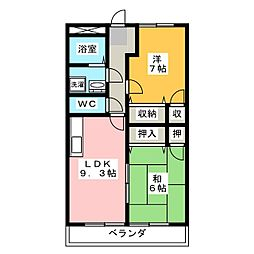 OI NODAビル[3階]の間取り
