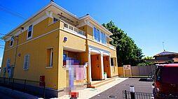 埼玉県熊谷市千代の賃貸アパートの外観