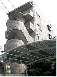 駅前ビル[3階]の外観