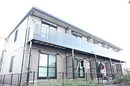 愛知県日進市岩崎町竹の山2丁目の賃貸アパートの外観