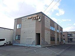 グレートビューF3・3 B棟[103号室]の外観