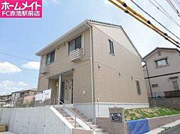 [テラスハウス] 愛知県名古屋市緑区大根山1丁目 の賃貸【/】の外観