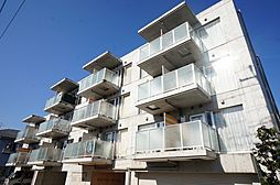 神奈川県川崎市高津区下作延4丁目の賃貸マンションの外観