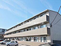 フィロスA棟[3階]の外観