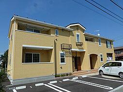ガーデンハウスyu-u[2階]の外観