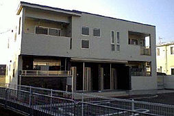 リブサニーA[1階]の外観