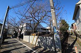 幼稚園谷戸幼稚園まで550m