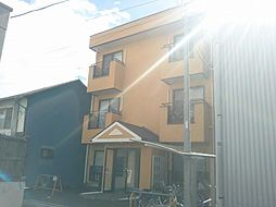 マンション・チェリーロック[3階]の外観