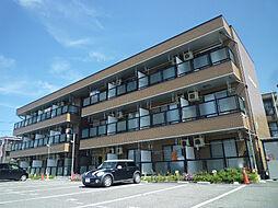 長野県諏訪市沖田町1丁目の賃貸マンションの外観