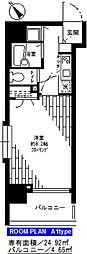 フェニックス横須賀中央[1101号室]の間取り