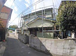 [一戸建] 大阪府池田市住吉1丁目 の賃貸【/】の外観