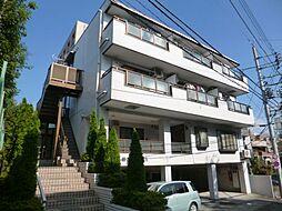 豊田コーポラス[3階]の外観