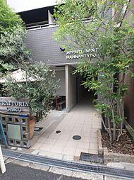 アパルトマン阪南町[4階]の外観