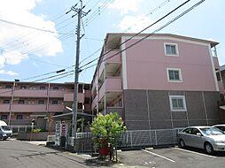 滋賀県草津市野路東4丁目の賃貸マンションの外観