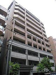 レジディア木場[6階]の外観