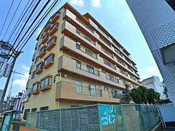 ニュー松戸コーポC棟[5階]の外観