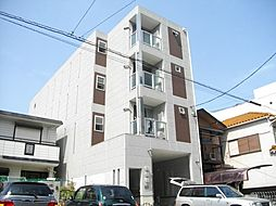 愛知県名古屋市中区千代田2丁目の賃貸アパートの外観