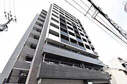 大阪府大阪市福島区吉野4丁目の賃貸マンションの外観