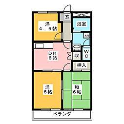御嵩駅 4.8万円