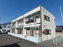 グリーンハイツ元吉田[2階]の外観