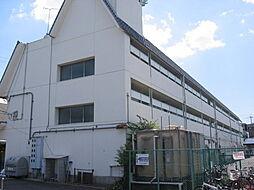 奈良県生駒郡斑鳩町興留7丁目の賃貸マンションの外観