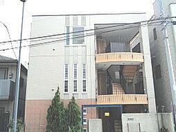 神奈川県横浜市神奈川区神大寺1丁目の賃貸マンションの外観