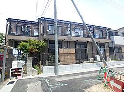 青木町ユーミンフラット[203号室]の外観