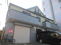 神奈川県厚木市恩名1丁目の賃貸アパートの外観