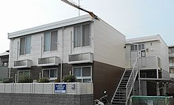 大阪府大阪市西淀川区福町2丁目の賃貸アパートの外観